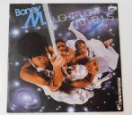 Boney M. - Night Flight To Venus LP (VG+/VG, gatefold) GER.