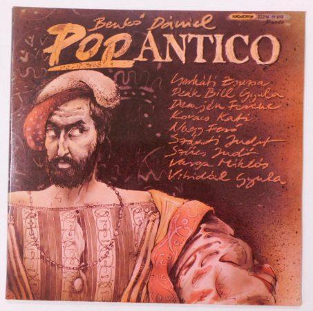 Benkő Dániel - Pop Antico LP (EX/EX)