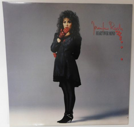 Jennifer Rush - Heart Over Mind LP (NM/NM) GER
