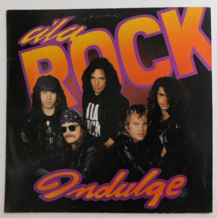 A'la Rock - Indulge LP (VG+/VG+) GER