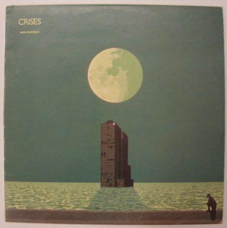 Mike Oldfield: Crises LP (VG+/VG) YUG