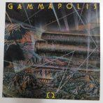 Omega - 9. - Gammapolis LP (VG/EX)