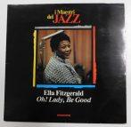 I Maestri del Jazz - Ella Fitzgerald: Oh!, Lady Be Good LP (VG+/VG) ITALY