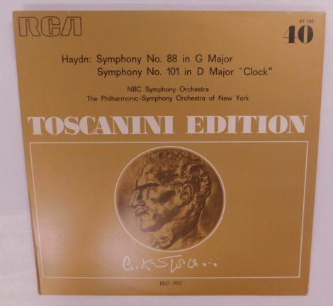 Joseph Haydn - Toscanini Edition LP (EX/VG+) ITA