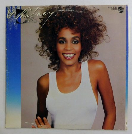 Whitney Houston - Whitney LP (VG+/VG) HUN