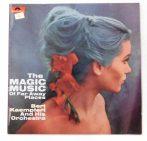 Bert Kaempfert And His Orchestra - The Magic Music Of Far Away Places LP (EX/VG+) UK.