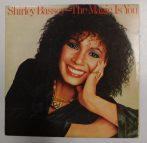 Shirley Basey: The Magis is You LP (VG+/VG) JUG