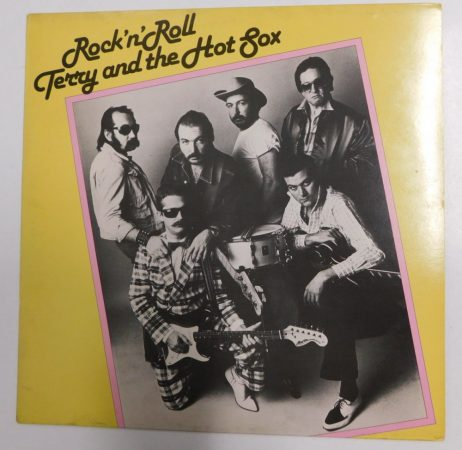 Rock n Roll - Ferry and the Hot Dox LP (EX/VG+) HOLL
