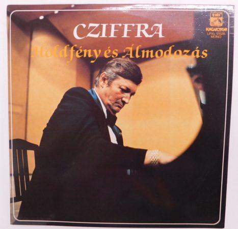 Cziffra György - Holdfény és álmodozás LP (NM/EX)