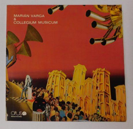 Marián Varga & Collegium Musicum LP (NM/VG) CZE.