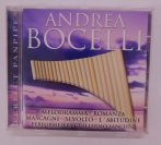 Guillermo Sanchez - Andrea Bocelli CD (VG+/VG+)