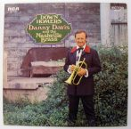 Down Homers - Danny Davies and the Nashwille Brass LP (EX/VG+) USA