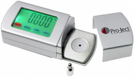 Tűmérleg - Pro-Ject Measure it SII digitális tűnyomás mérő - ELŐRENDELÉS