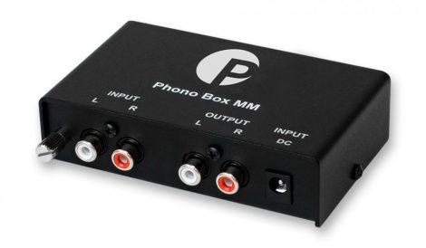 Lemezjátszó előerősítő (RIAA korrektor) Pro-Ject Phono Box MM