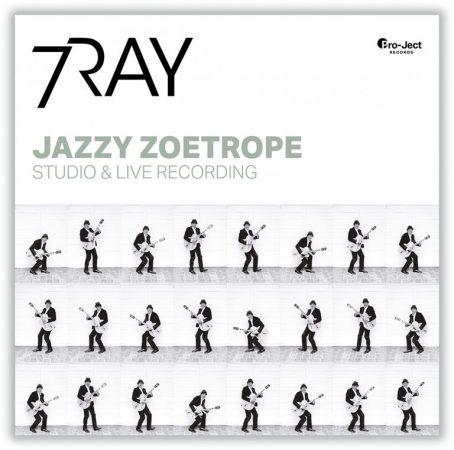 7RAY feat. Triple Ace - Jazzy Zoetrope LP (Pro-Ject Records, új, bontatlan)