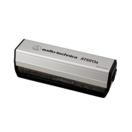 Audio-Technica kombinált lemeztisztító szén+bársonykefe - AT6013a