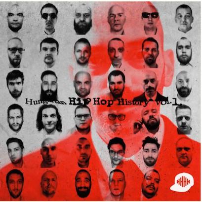 Mango aka Modul - Hungarian Hip Hop History vol. 1. LP (2019, új)