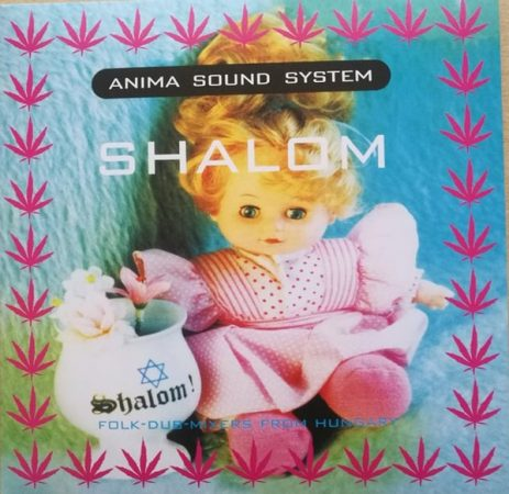 Anima Sound System - Shalom LP (új, 2021)