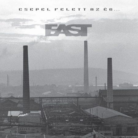 EAST - Csepel Felett Az Ég 2xLP (új, 2018, GrundRecords)