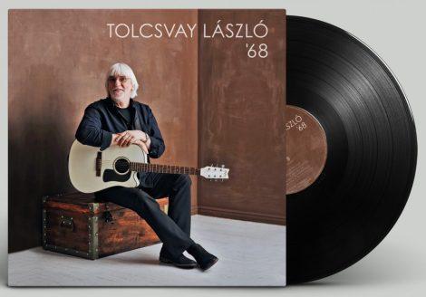 Tolcsvay László - '68 LP (új, 2020, GrundRecords)