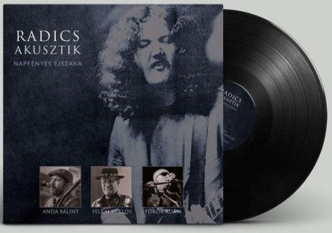 Radics Akusztik - Napfényes éjszaka LP (új, 2020, GrundRecords)