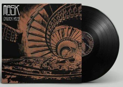 Mask - Őrültek háza LP (új, 1995, GrundRecords)