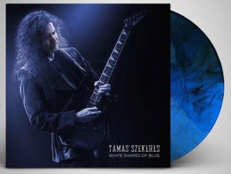 Szekeres Tamás - White Shapes of Blue LP (új, 2020, GrundRecords)