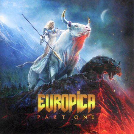 Europica - Part One LP (új, 2020)