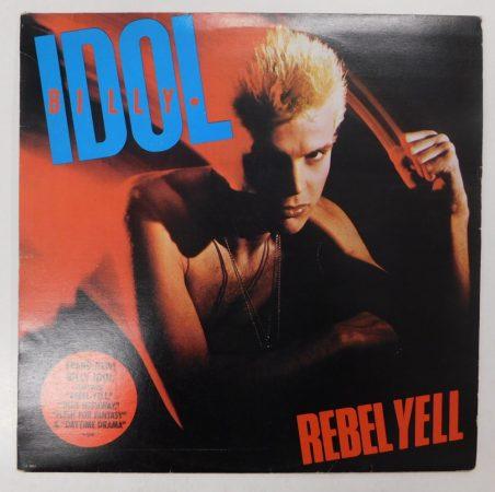 Billy Idol - Rebel Yell LP (EX/VG+) YUG.