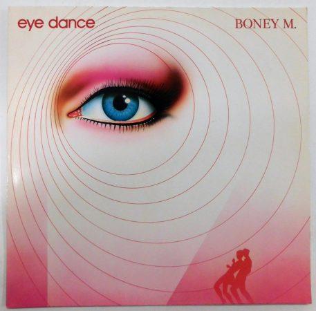 Boney M. - Eye Dance LP (EX/VG+) GER