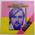 Csaba Deseő Jazz Quintet and Friends - Ultraviola LP (VG/G+)