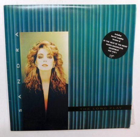 Sandra - The Long Play LP (EX/VG+) JUG.
