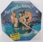 Szikora R-GO - Mire Gondolsz, Katona?  45RPM, 12 inch (VG+/VG+) 1990