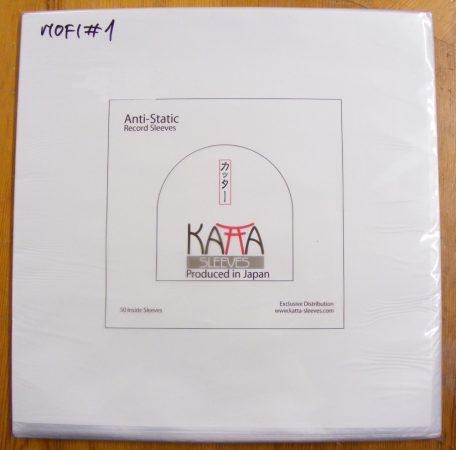 LP belső fólia - Katta premium (MoFi stílusú #1)