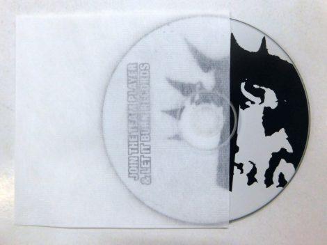 Japán CD / DVD belső tasak - Katta - 125 x 126mm