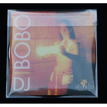 CD / DVD / BluRay védőfólia visszazárható 127x127mm (négyzet alakú papírtokhoz)