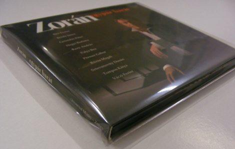 CD tok védőfólia PP, víztiszta 140x150mm (szimpla tokokhoz) 50mikron