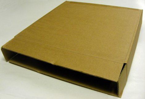 LP / 12inch szállítókarton 15db lemezig - 325x325x55mm