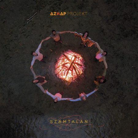 AZNAP Projekt - Számtalan LP (2020, ÚJ, bontatlan, számozott, limitált 500db)