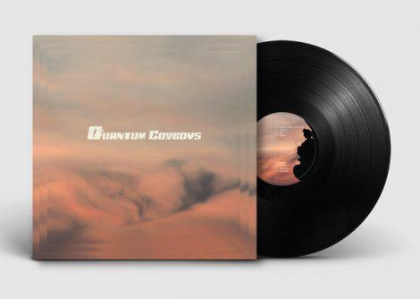 Quantum Cowboys - s/t LP (új, limitált, számozott) Mana Mana Records