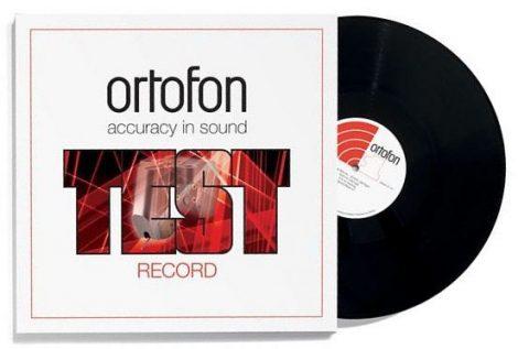 Ortofon tesztlemez - Accuracy in Sound LP