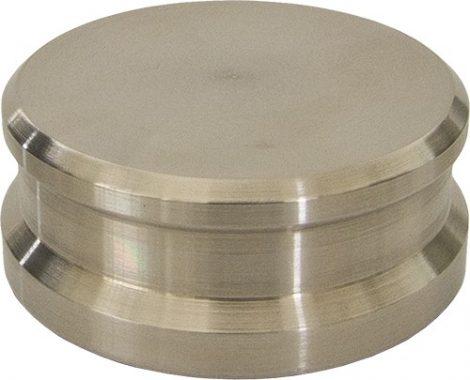 Lemezleszorító 760gr. - Analogis Silver Metal - lemezsúly