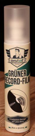 Hanglemez tisztító gél - 250ml - Astat Grüner