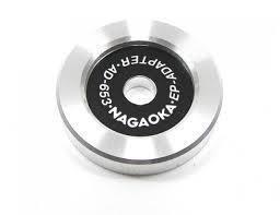 Nagaoka AD-653 kislemez adapter