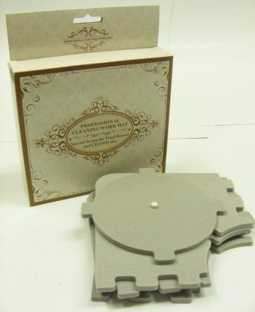 Hanglemez / CD / DVD tisztításhoz alátét - workmat