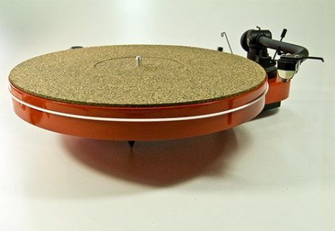 Analogis Mat One lemezalátét /gumi / parafa keverék, 3mm/ 160gr.