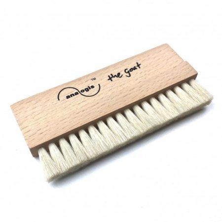 Kecskeszőr kefe bükkfa markolattal - Analogis Brush 4