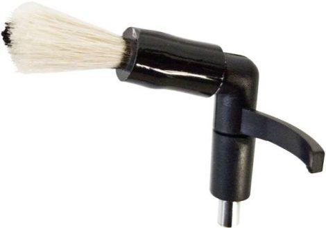 Száraztisztító karhoz kecskeszőr+szénszálas kefe - Analogis
