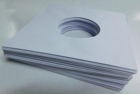 Kislemez belső papírtasak (belső fólia nélkül) 180x180mm