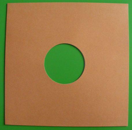 Barna 10inch kartontok (gramofonlemezekhez is)